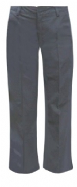 Abingdon Junior Flat Front Flare leg School Pants <br>SALE ITEM: reg $25.95