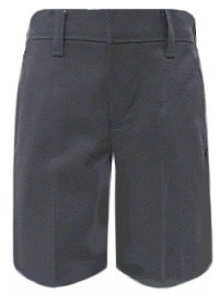 Large Waist Boys School Uniform Shorts