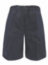 School Apparel Toddler Elastic Waist Pull On Shorts