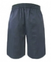 Toddler Elastic Waist Uniform Shorts